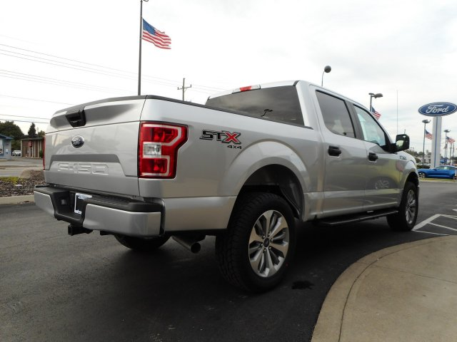 2018 F-150 SuperCrew Cab 4x4,  Pickup #23663 - photo 8
