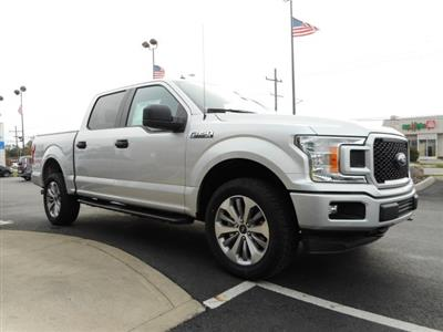 2018 F-150 SuperCrew Cab 4x4,  Pickup #23663 - photo 5