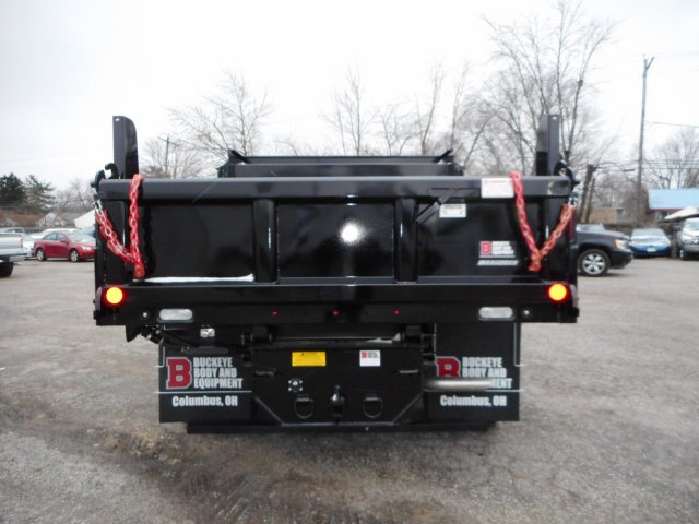 2019 F-350 Regular Cab DRW 4x4,  Reading Dump Body #23879 - photo 3
