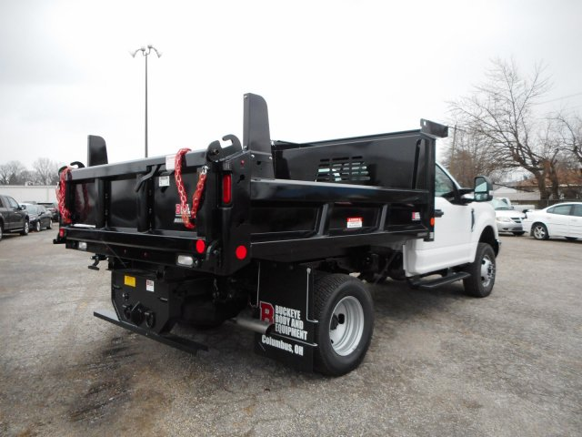2019 F-350 Regular Cab DRW 4x4,  Reading Dump Body #23879 - photo 4