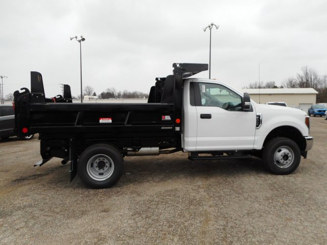 2019 F-350 Regular Cab DRW 4x4,  Reading Dump Body #23879 - photo 5