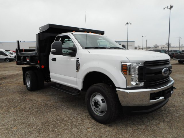 2019 F-350 Regular Cab DRW 4x4,  Reading Dump Body #23879 - photo 2