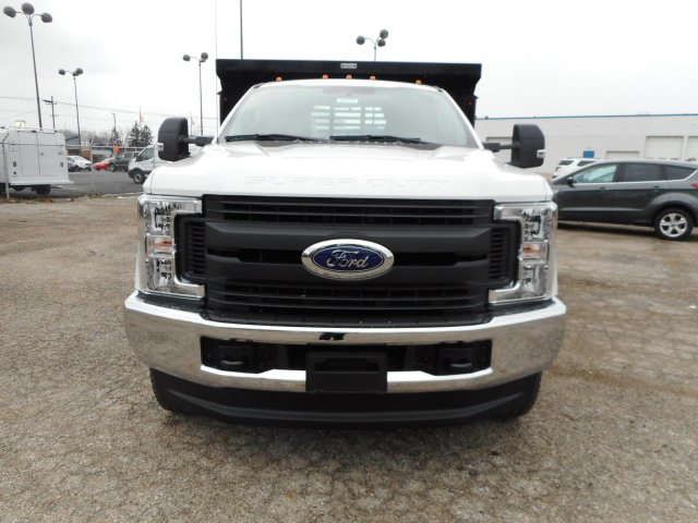 2019 F-350 Regular Cab DRW 4x4,  Reading Dump Body #23879 - photo 8