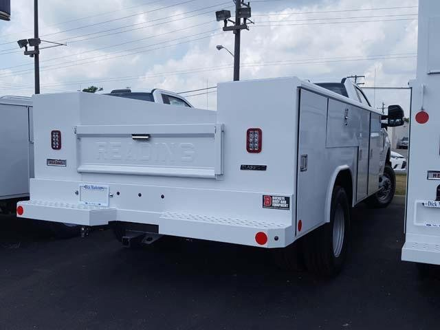 2019 Ford F-350 Regular Cab DRW 4x4, Reading Service Body #C9061 - photo 1