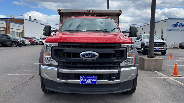 2020 Ford F-550 Regular Cab DRW 4x2, Galion Dump Body #C9307 - photo 1