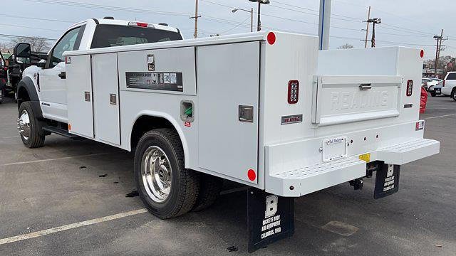 2020 Ford F-550 Regular Cab DRW 4x4, Reading Service Body #C9333 - photo 1