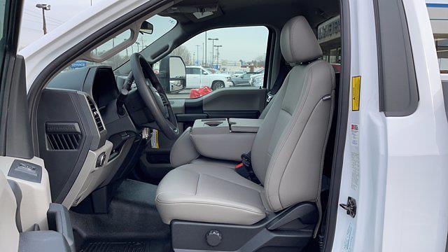 2020 Ford F-550 Regular Cab DRW 4x4, Reading Classic II Steel Service Body #C9333 - photo 28