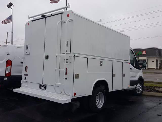 2020 Ford Transit 350 HD DRW 4x2, Reading Service Utility Van #C9378 - photo 1