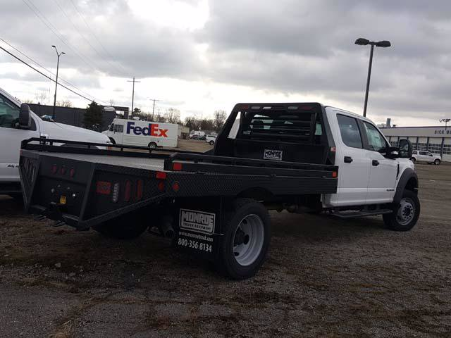 2021 Ford F-450 Crew Cab DRW 4x4, Hillsboro Platform Body #C9404 - photo 1