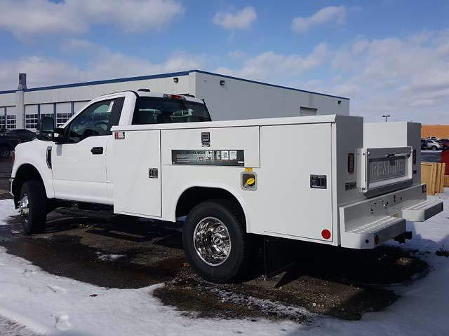 2021 Ford F-350 Regular Cab DRW 4x4, Reading Service Body #C9408 - photo 1