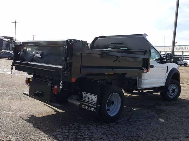 2020 Ford F-600 Regular Cab DRW 4x4, Monroe Dump Body #C9413 - photo 1