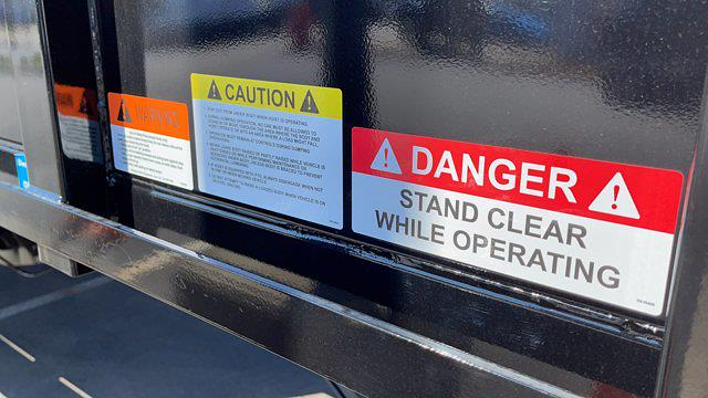 2021 Ford F-550 Crew Cab DRW 4x4, Reading Landscaper SL Landscape Dump #C9415 - photo 20