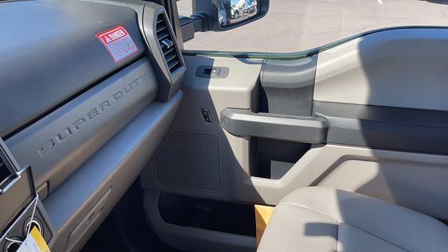 2021 Ford F-550 Crew Cab DRW 4x4, Reading Landscaper SL Landscape Dump #C9415 - photo 32