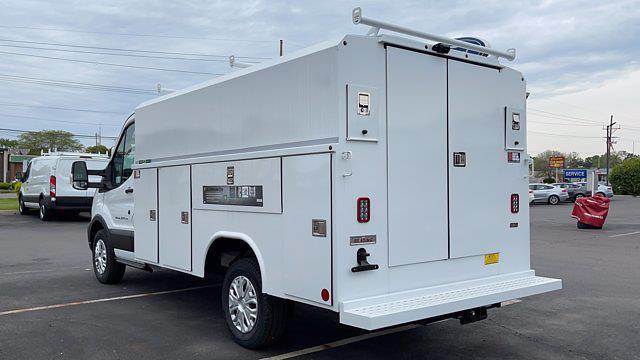 2021 Ford Transit 350 4x2, Reading Service Utility Van #C9457 - photo 1
