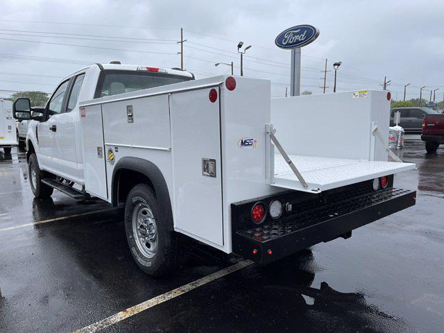 2021 Ford F-350 Super Cab 4x4, Monroe Service Body #C9486 - photo 1
