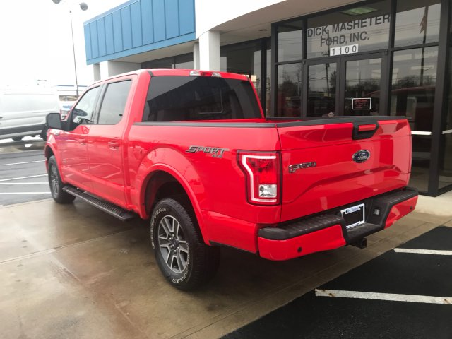 2015 F-150 Super Cab 4x4, Pickup #P8351 - photo 2