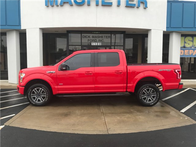 2015 F-150 Super Cab 4x4, Pickup #P8351 - photo 3