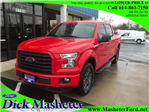 2015 F-150 Super Cab 4x4, Pickup #P8351 - photo 1