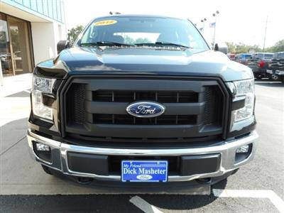 2015 F-150 SuperCrew Cab 4x4,  Pickup #P8452 - photo 4