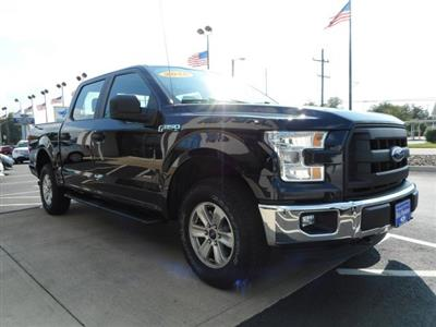 2015 F-150 SuperCrew Cab 4x4,  Pickup #P8452 - photo 5