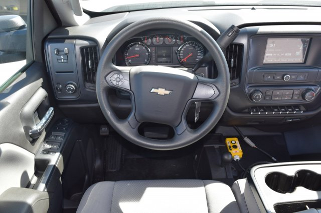 2016 Silverado 3500 Crew Cab DRW 4x4, Rugby Dump Body #B2762 - photo 8
