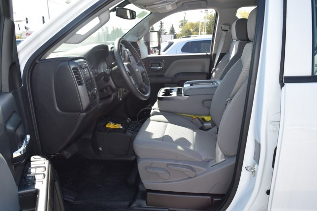 2016 Silverado 3500 Crew Cab DRW 4x4, Rugby Dump Body #B2762 - photo 9