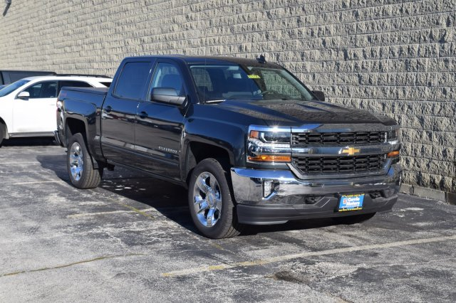 2018 Silverado 1500 Crew Cab 4x4 Pickup #B7370 - photo 1