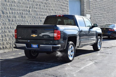 2018 Silverado 1500 Crew Cab 4x4 Pickup #B7370 - photo 2