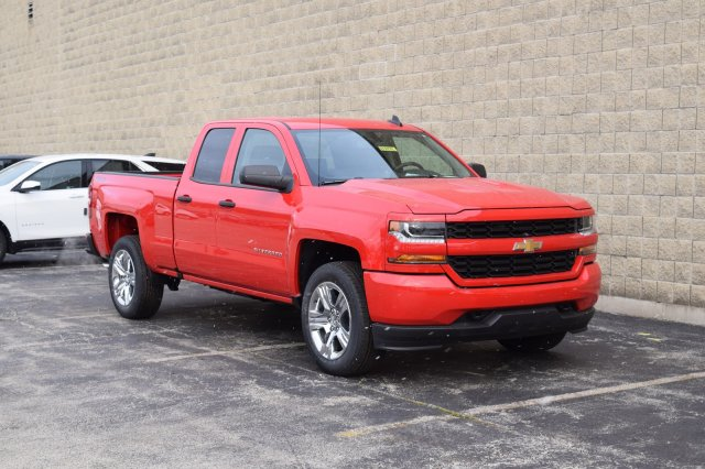 2018 Silverado 1500 Double Cab 4x4, Pickup #B7479 - photo 1