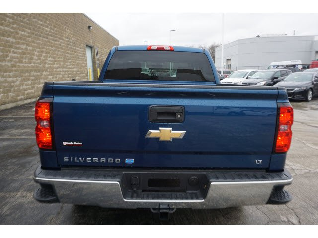 2018 Silverado 1500 Crew Cab 4x4, Pickup #B7716 - photo 6