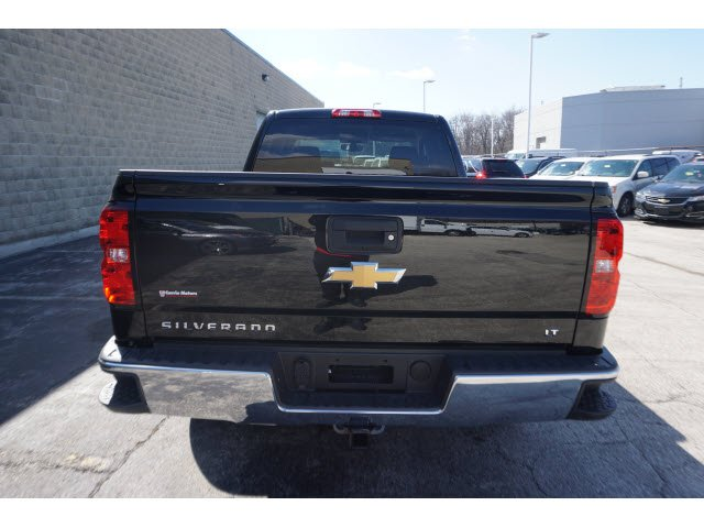 2018 Silverado 1500 Double Cab 4x4, Pickup #B8071 - photo 4