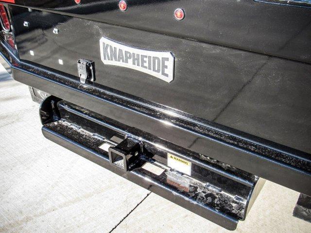 2019 Silverado 3500 Regular Cab DRW 4x2,  Knapheide PGNB Gooseneck Platform Body #195521 - photo 19