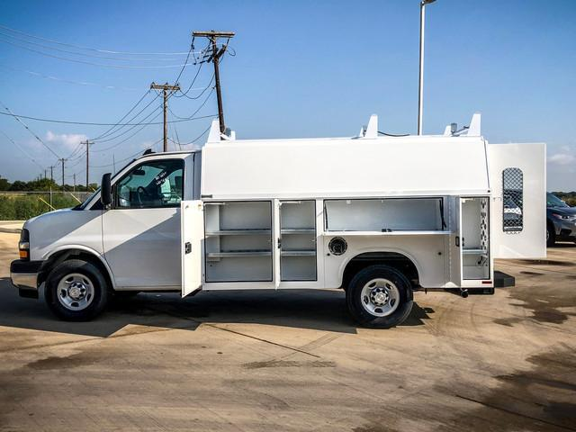 2019 Express 3500 4x2,  Service Utility Van #236608 - photo 5