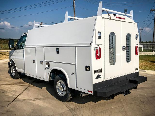 2019 Express 3500 4x2,  Service Utility Van #236608 - photo 1
