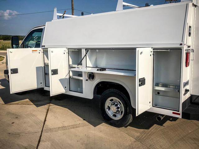 2019 Express 3500 4x2,  Service Utility Van #236608 - photo 7