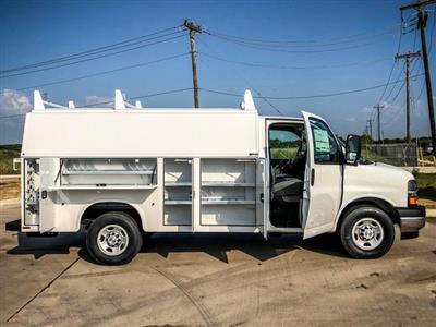 2019 Express 3500 4x2,  Service Utility Van #236608 - photo 15
