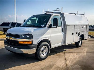 2019 Express 3500 4x2,  Service Utility Van #236608 - photo 1