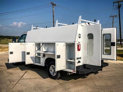 2019 Express 3500 4x2,  Service Utility Van #236608 - photo 6