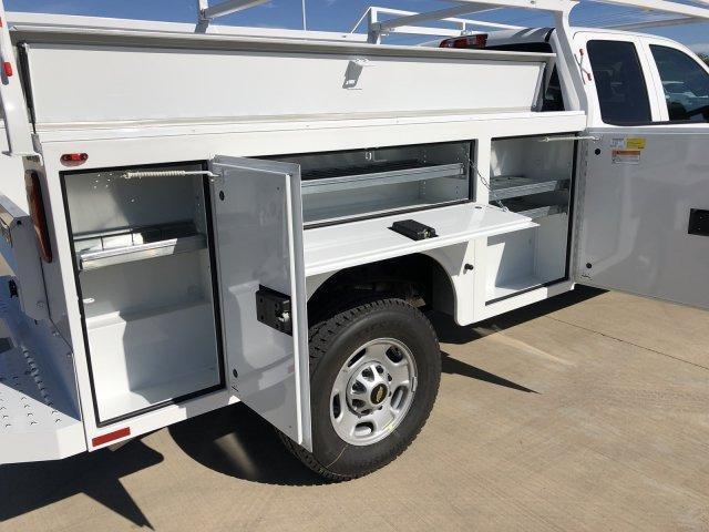 2019 Silverado 2500 Double Cab 4x4, Knapheide Steel Service Body #239793 - photo 5