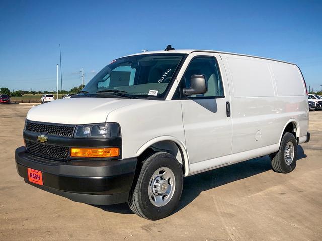 2019 Express 2500 4x2,  Sortimo Upfitted Cargo Van #246079 - photo 1