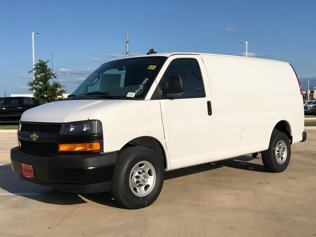 2019 Express 2500 4x2,  Sortimo Upfitted Cargo Van #250737 - photo 1