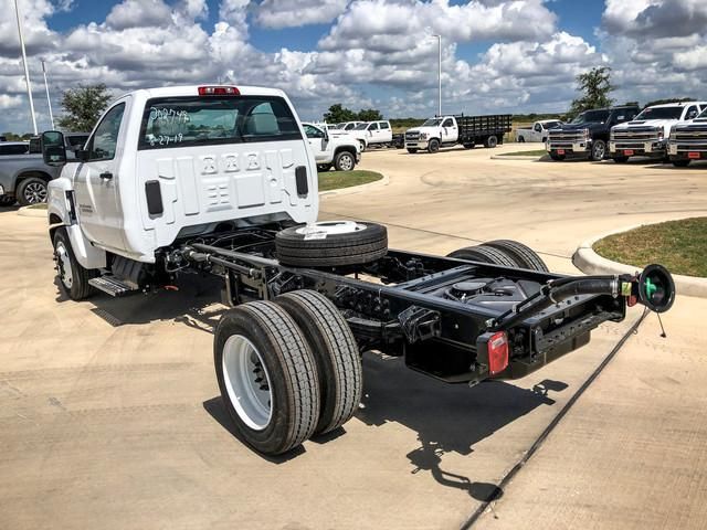 2019 Silverado 5500 Regular Cab DRW 4x2, Cab Chassis #302749 - photo 1