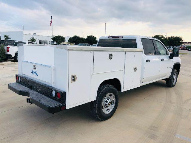 2020 Chevrolet Silverado 2500 Crew Cab 4x2, Harbor Service Body #309582 - photo 1