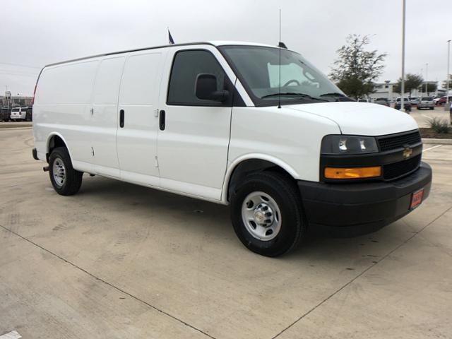 2018 Express 2500 4x2,  Harbor Upfitted Cargo Van #338092 - photo 1