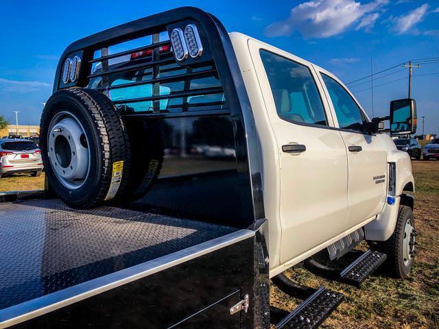 2019 Silverado 5500 Crew Cab DRW 4x4, CM Truck Beds ER Model Hauler Body #377351 - photo 12
