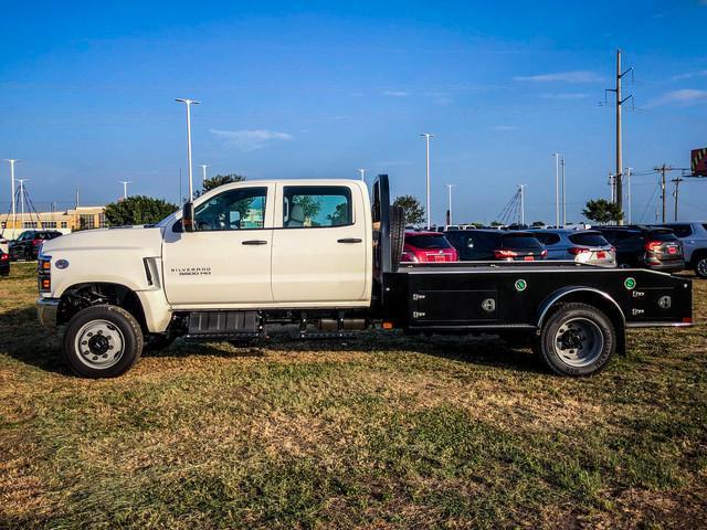 2019 Silverado 5500 Crew Cab DRW 4x4, CM Truck Beds ER Model Hauler Body #377351 - photo 6