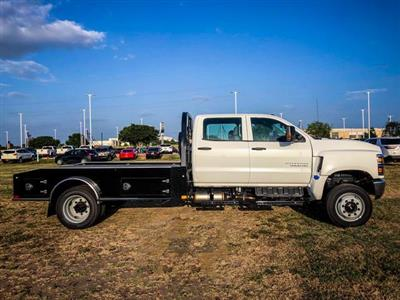 2019 Silverado 5500 Crew Cab DRW 4x4, CM Truck Beds ER Model Hauler Body #377351 - photo 11