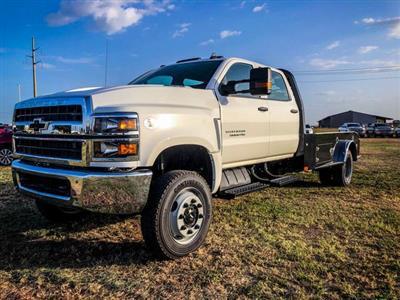 2019 Silverado 5500 Crew Cab DRW 4x4, CM Truck Beds ER Model Hauler Body #377351 - photo 5
