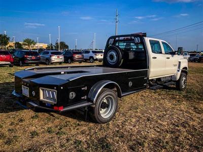 2019 Silverado 5500 Crew Cab DRW 4x4, CM Truck Beds ER Model Hauler Body #377351 - photo 2