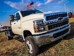 2019 Silverado 5500 Crew Cab DRW 4x4, CM Truck Beds ER Model Hauler Body #377351 - photo 4